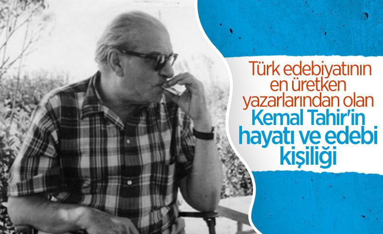 Kemal Tahir'in zorluklarla geçen hayatından kesitler