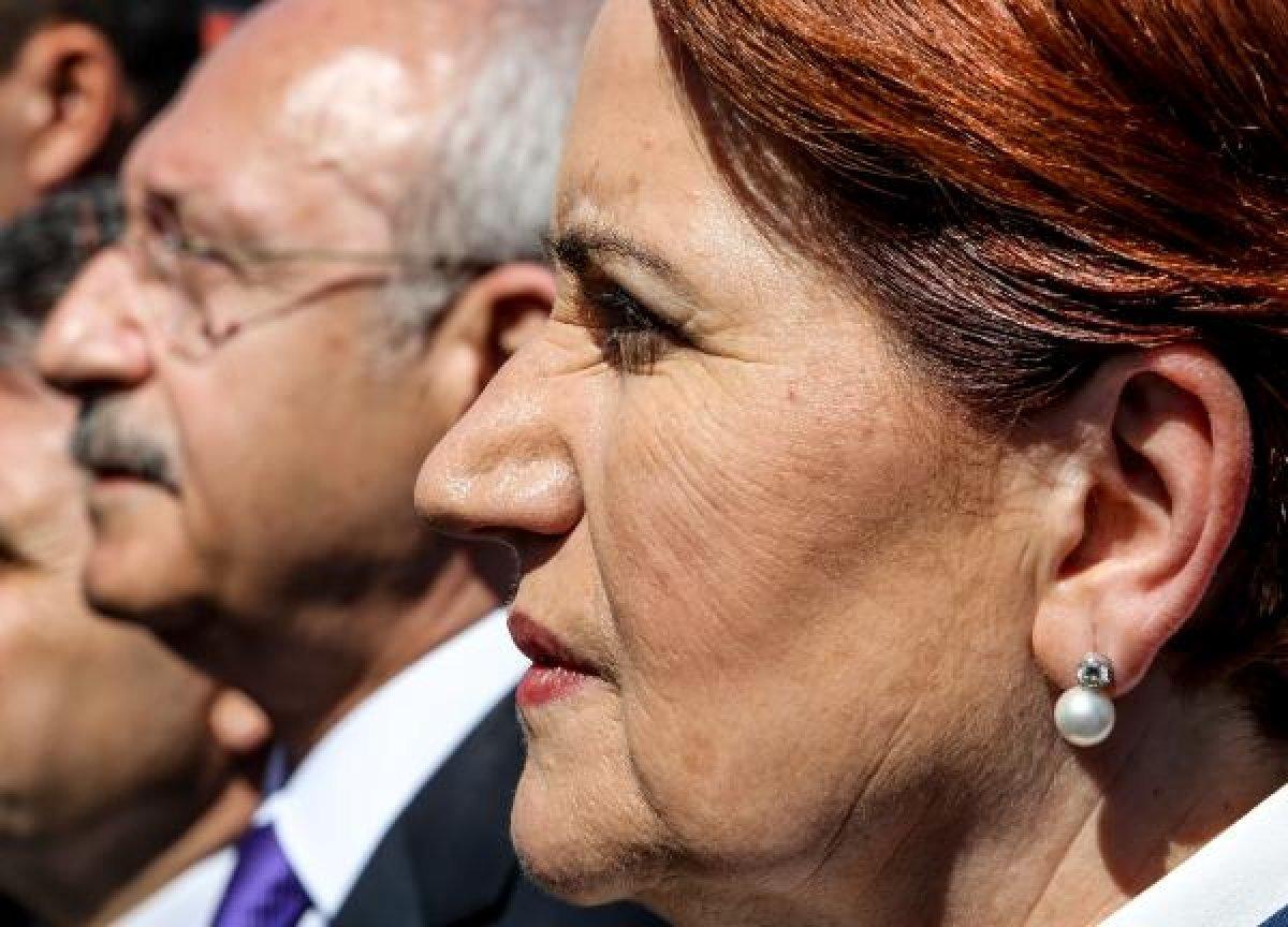 Sevilay Yılman: Akşener, CHP ye rest çekti #2