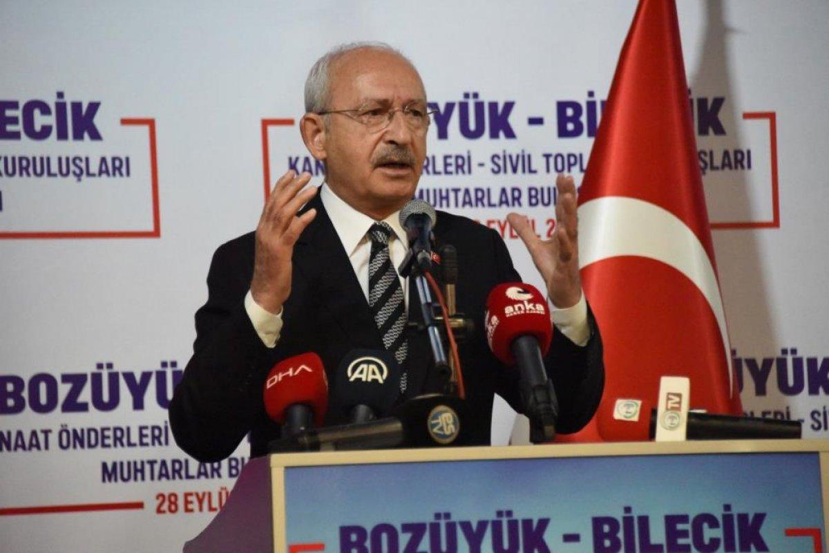 Kemal Kılıçdaroğlu: Teknoloji devrimini kaçırma lüksümüz yok #1