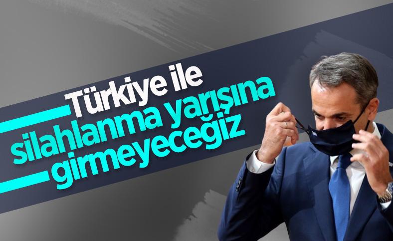 Kiryakos Miçotakis: Türkiye ile silahlanma yarışına girme niyetim hiç yok
