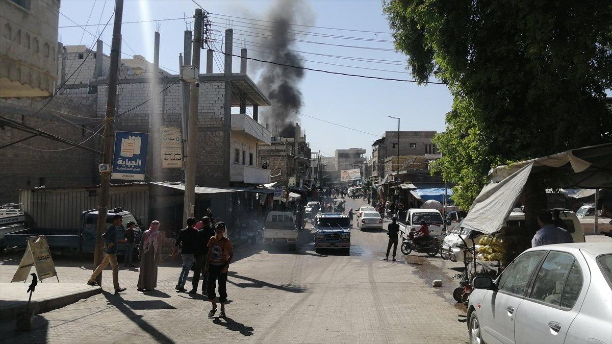 Cerablus ta eş zamanlı bombalı saldırı: 1 ölü 15 yaralı #3