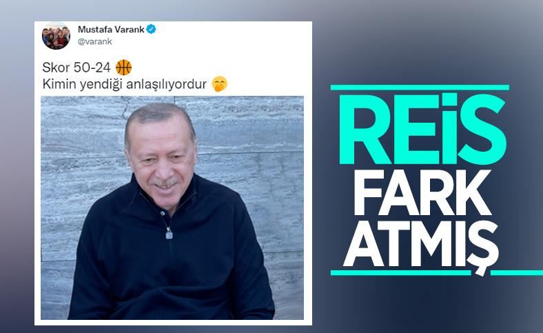 Cumhurbaşkanı Erdoğan sabah sporunda