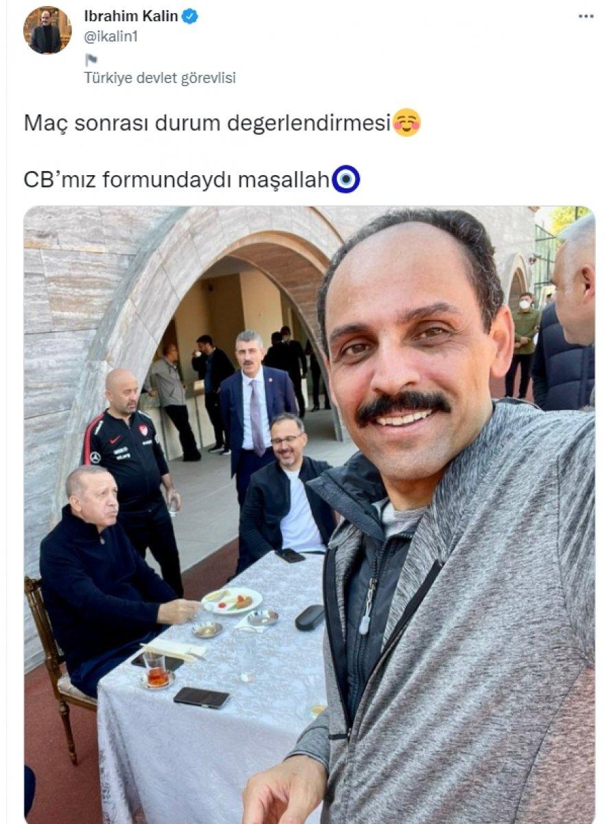 Cumhurbaşkanı Erdoğan sabah sporunda #4