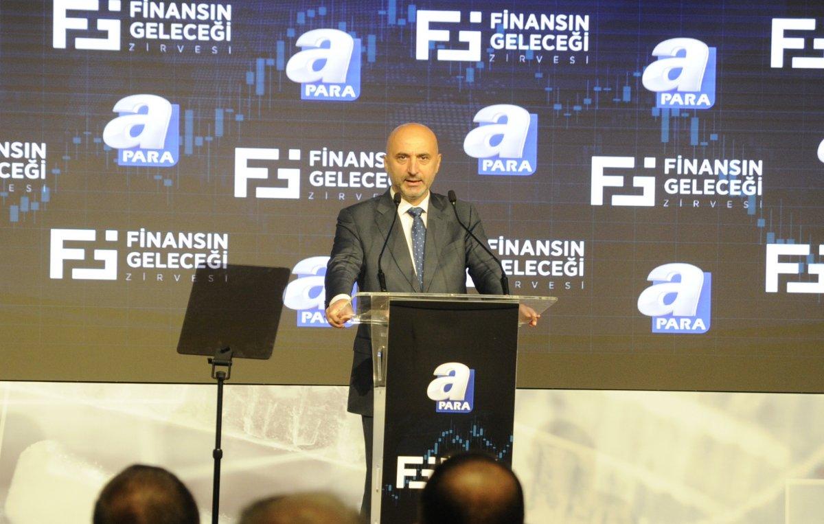 Şakir Ercan Gül: Dijital para ile kripto para ayrımını gözetmek durumundayız #1