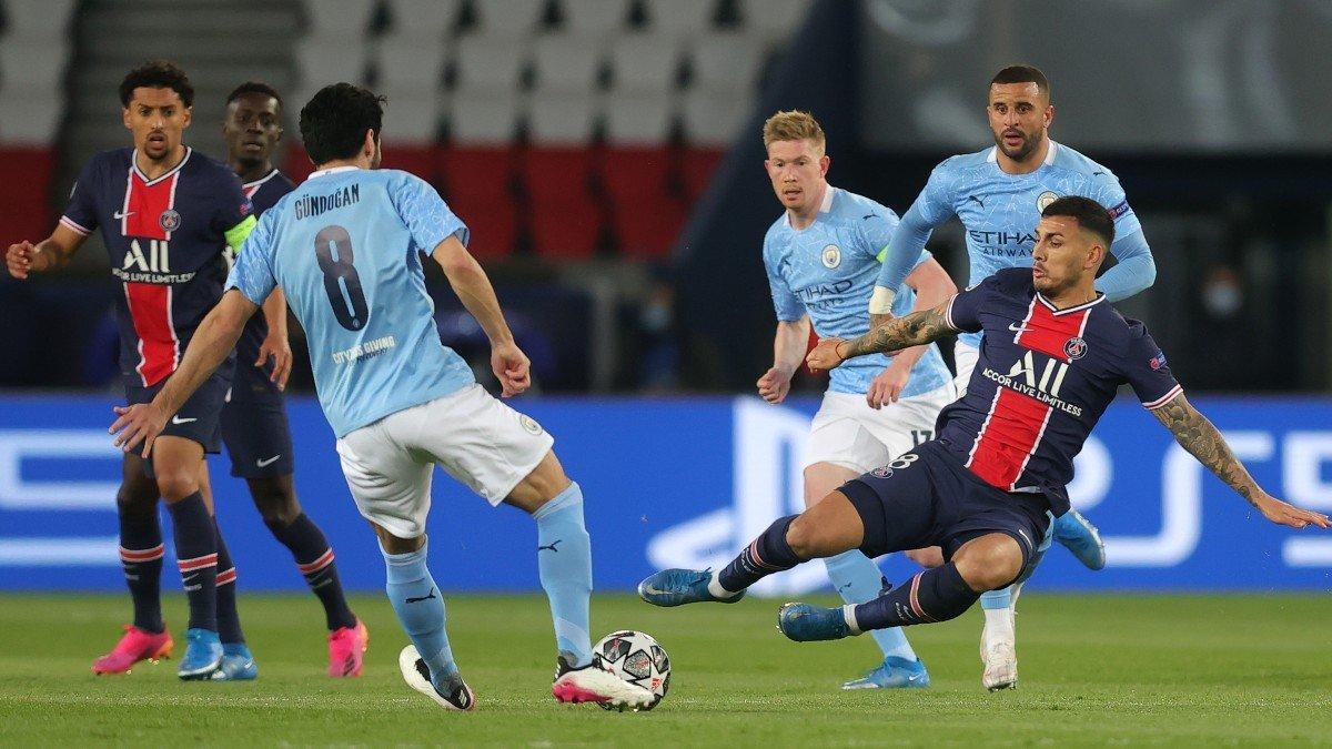 Paris Saint-Germain - Manchester City maçı ne zaman, saat kaçta, hangi kanalda? #1