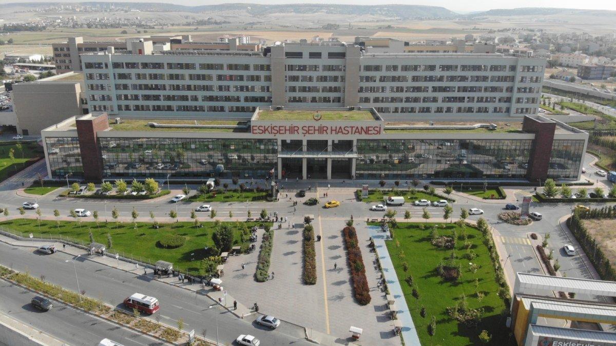 Türkiye'nin sağlık yükü şehir hastanelerinde  #3