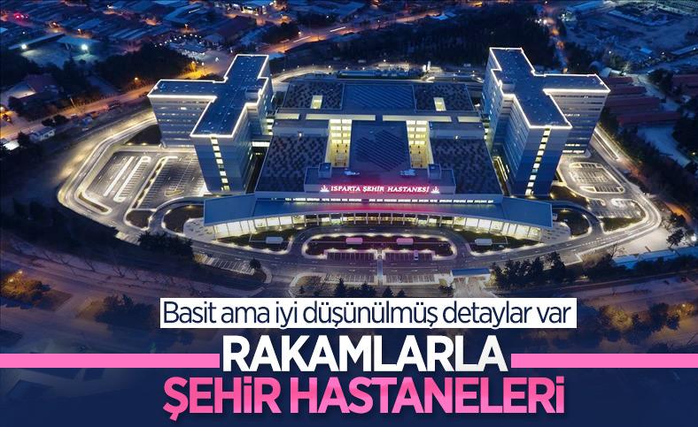 Türkiye'nin sağlık yükü şehir hastanelerinde