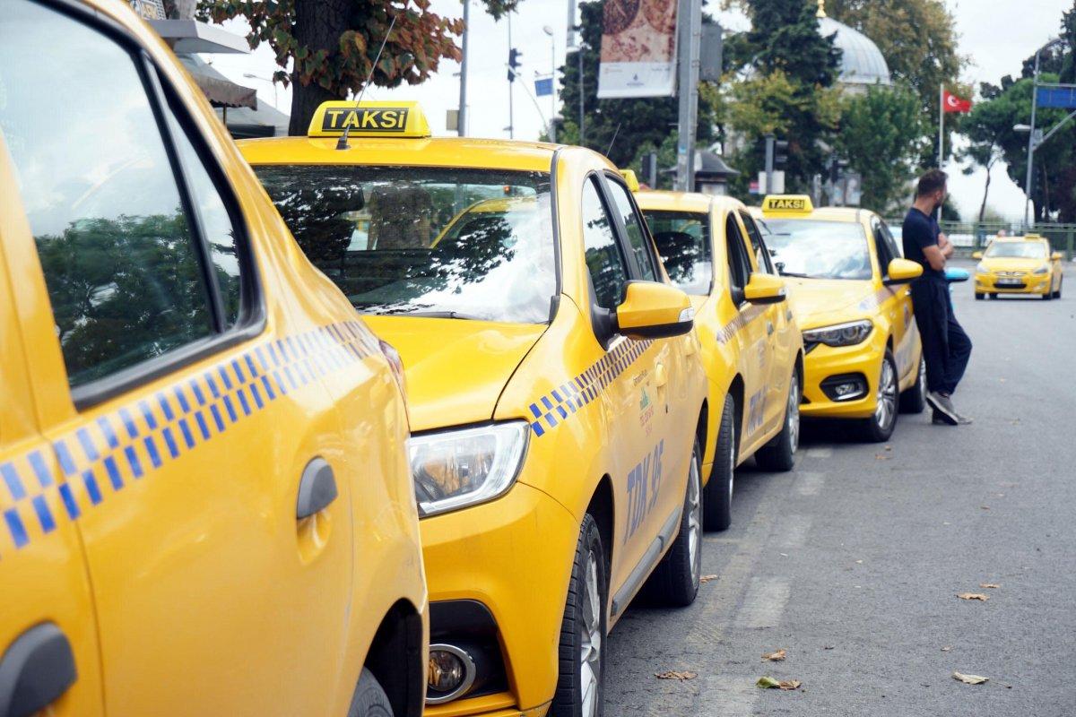 İçişleri Bakanlığı ndan  Ticari Taksi Denetimleri Genelgesi  #2