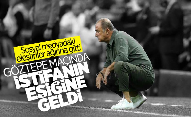 Fatih Terim istifadan döndü