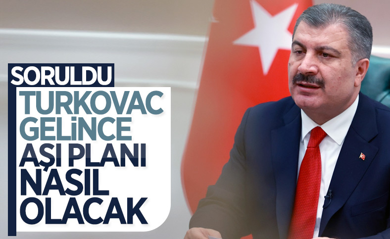 Fahrettin Koca: TURKOVAC'la beraber tercih hakkı sunulacak