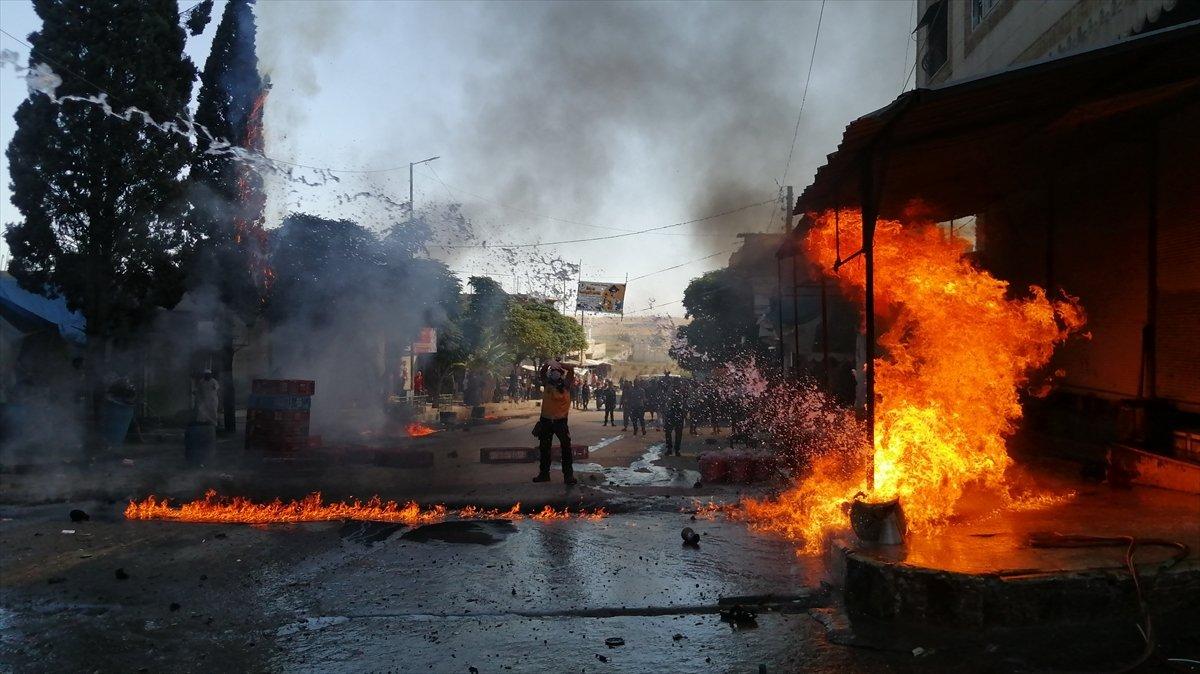 Cerablus ta eş zamanlı bombalı saldırı: 1 ölü 15 yaralı #13