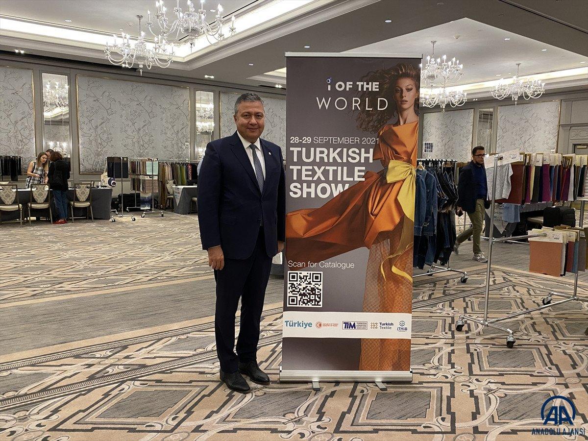 Türk tekstil fuarı New York ta kapılarını açtı #1
