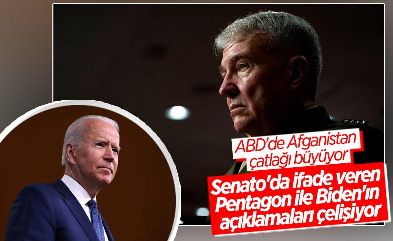 ABD'de Afganistan'daki olaylardan sorumlu kişiler Senato'da ifade verdi