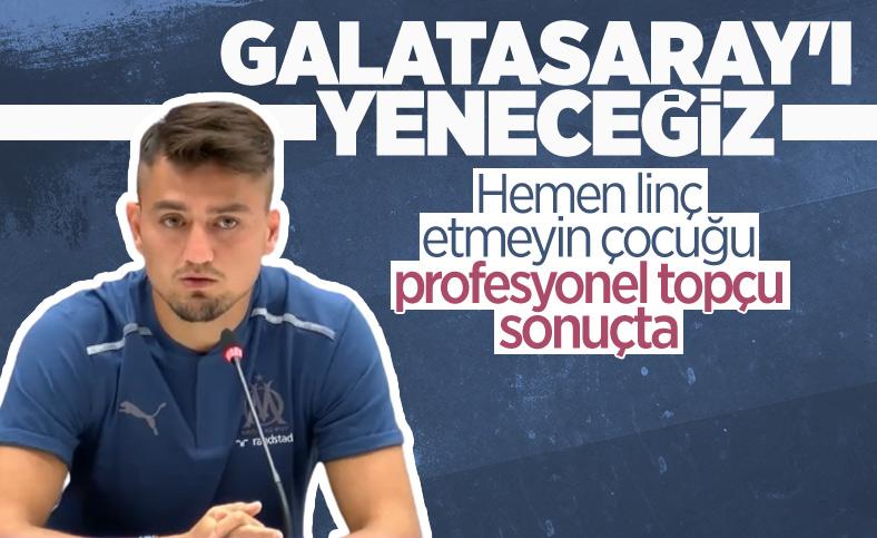 Cengiz Ünder'den Galatasaray açıklaması