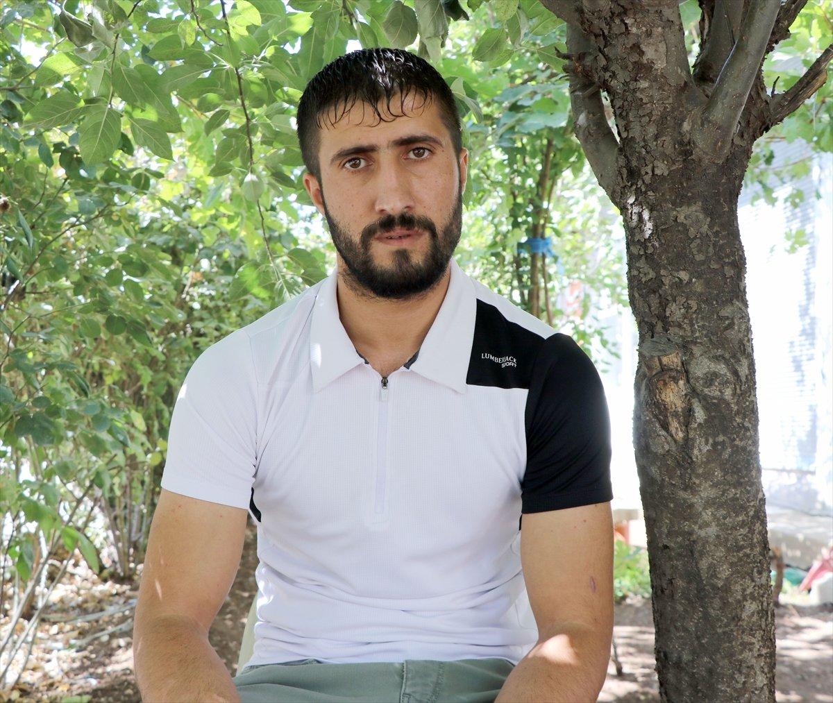 Diyarbakır da hıçkırık nöbeti geçiren genç: Yardım istiyorum #1