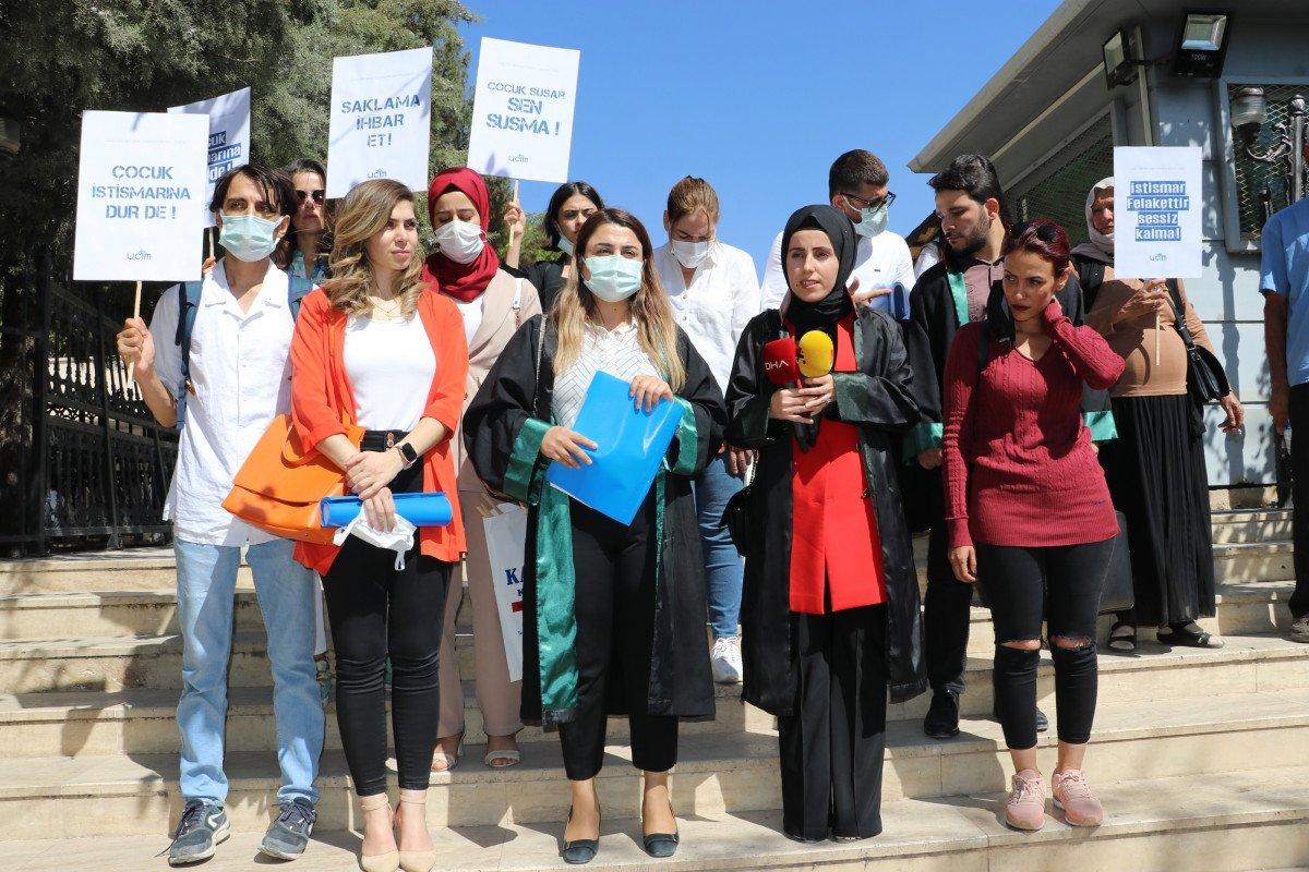 Mardin'de cinsel istismar davasında 'neden bağırmadın' sorusu tepki çekti #1