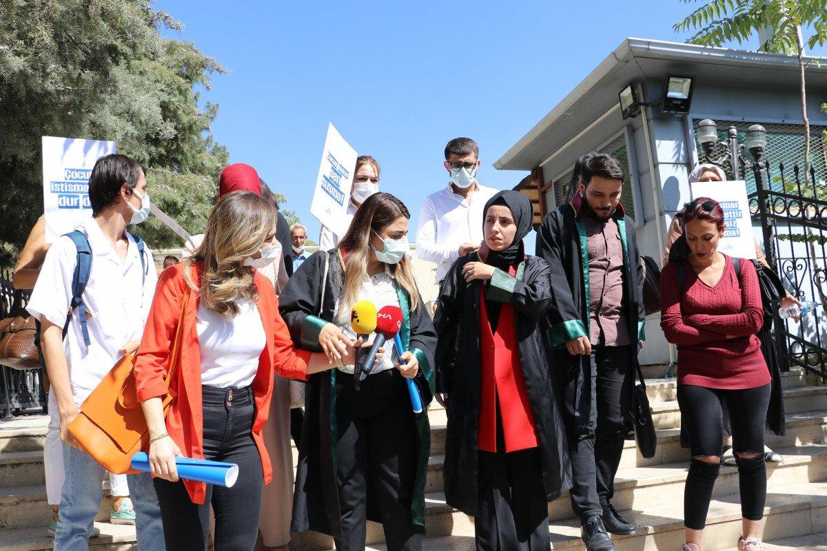 Mardin'de cinsel istismar davasında 'neden bağırmadın' sorusu tepki çekti #2