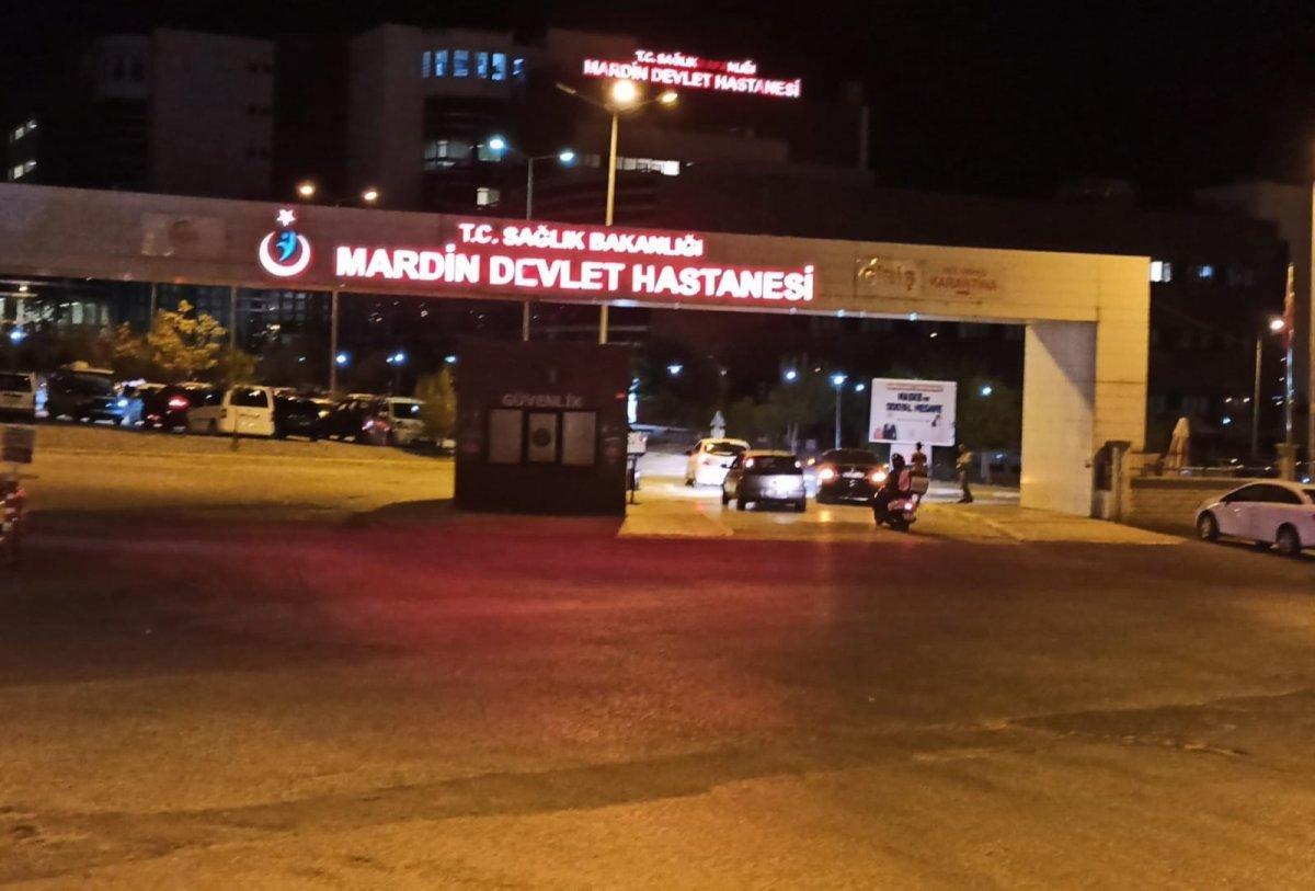 Mardin de aşısız hamile koronavirüse yenik düştü #1