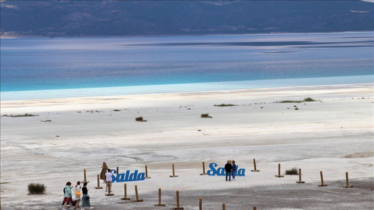 İLBANK tan Salda Gölü için 19 milyonluk atık su arıtma tesisi  #2