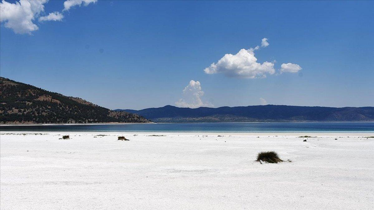 İLBANK tan Salda Gölü için 19 milyonluk atık su arıtma tesisi  #1