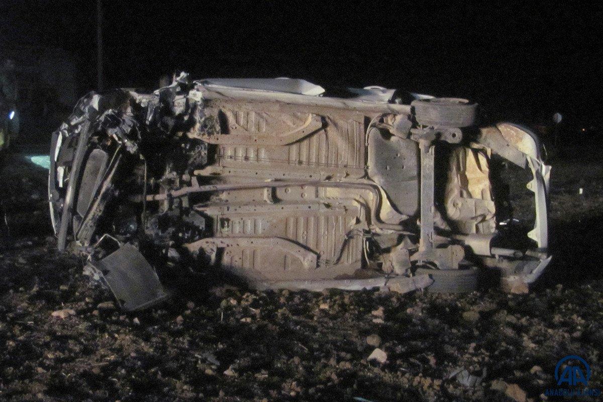 MHP Araban İlçe Başkanı Gör, trafik kazasında hayatını kaybetti #1