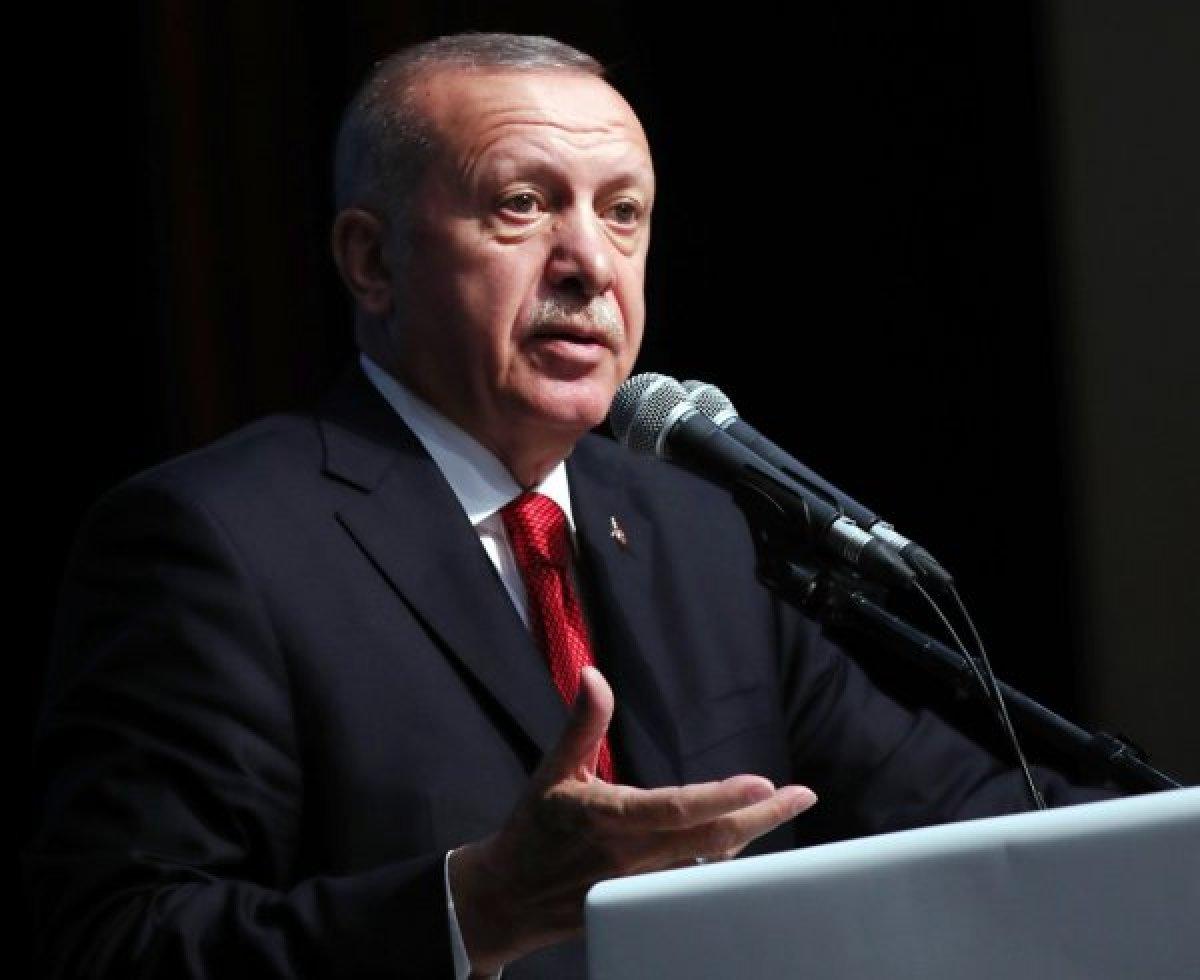 Cumhurbaşkanı Erdoğan, New York Times a S-400 ile ilgili konuştu #1