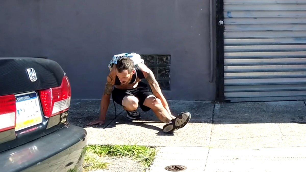 ABD de uyuşturucudan zombiye dönüşen insanların yeni görüntüleri  #1
