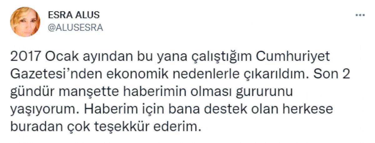 Cumhuriyet, 7 gazeteciyi işten çıkardı  #2