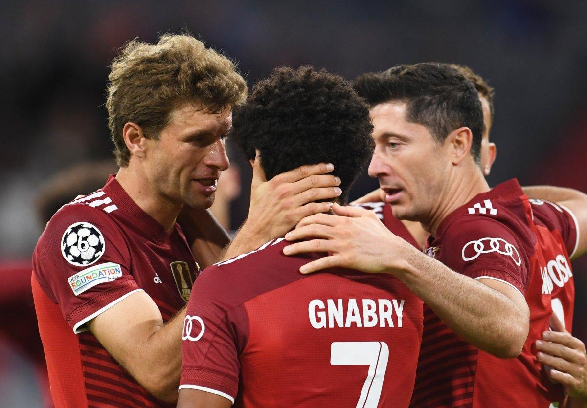 UEFA Şampiyonlar Ligi nde gecenin sonuçları #2