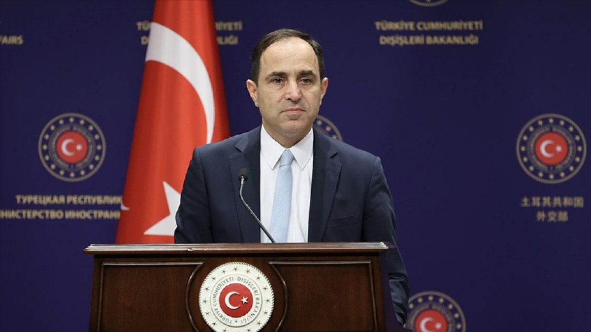 Türkiye den ABD ye Ülkü Ocakları tepkisi #1