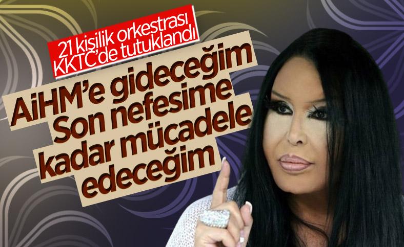 Bülent Ersoy'un 21 kişilik müzisyen ekibi tutuklandı