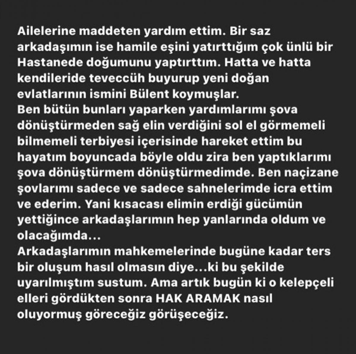 Bülent Ersoy'un 21 kişilik müzisyen ekibi tutuklandı #6