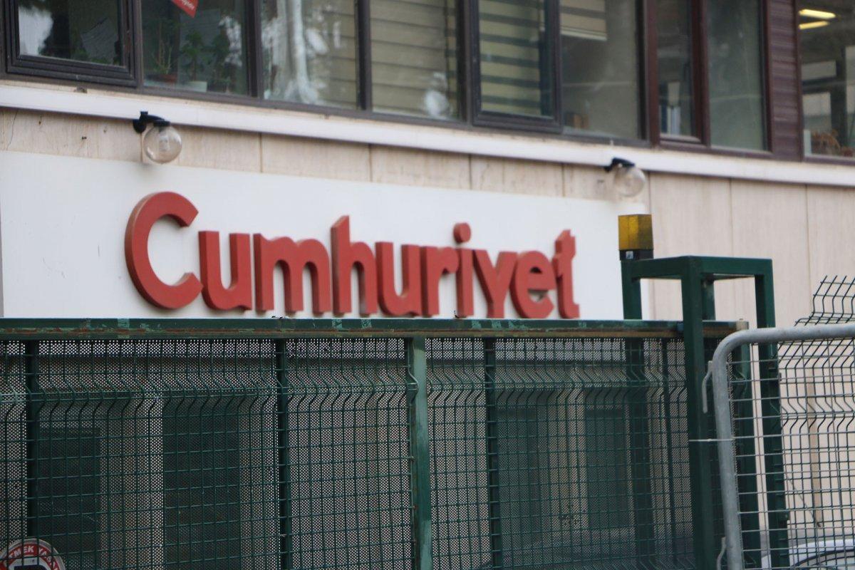 Cumhuriyet, 7 gazeteciyi işten çıkardı  #4