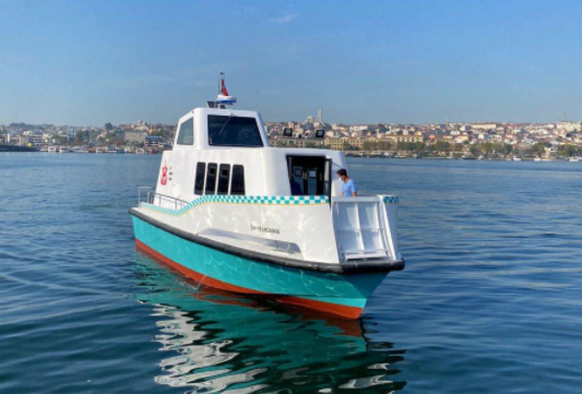İstanbul deniz taksi ücretleri ne kadar, kaç TL? İBB deniz taksi ücret tarifesi 2021 #1