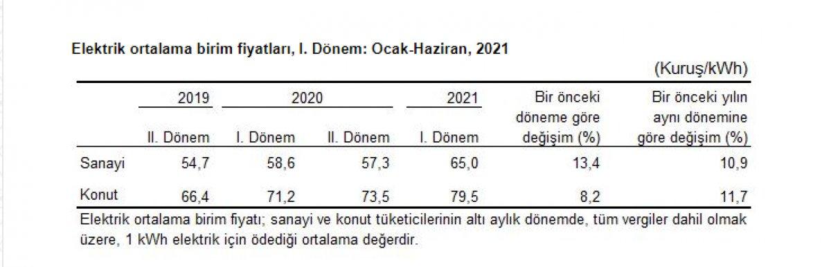 Sanayi ve konutlarda kullanılan elektrik ve doğalgaz fiyatları arttı #3