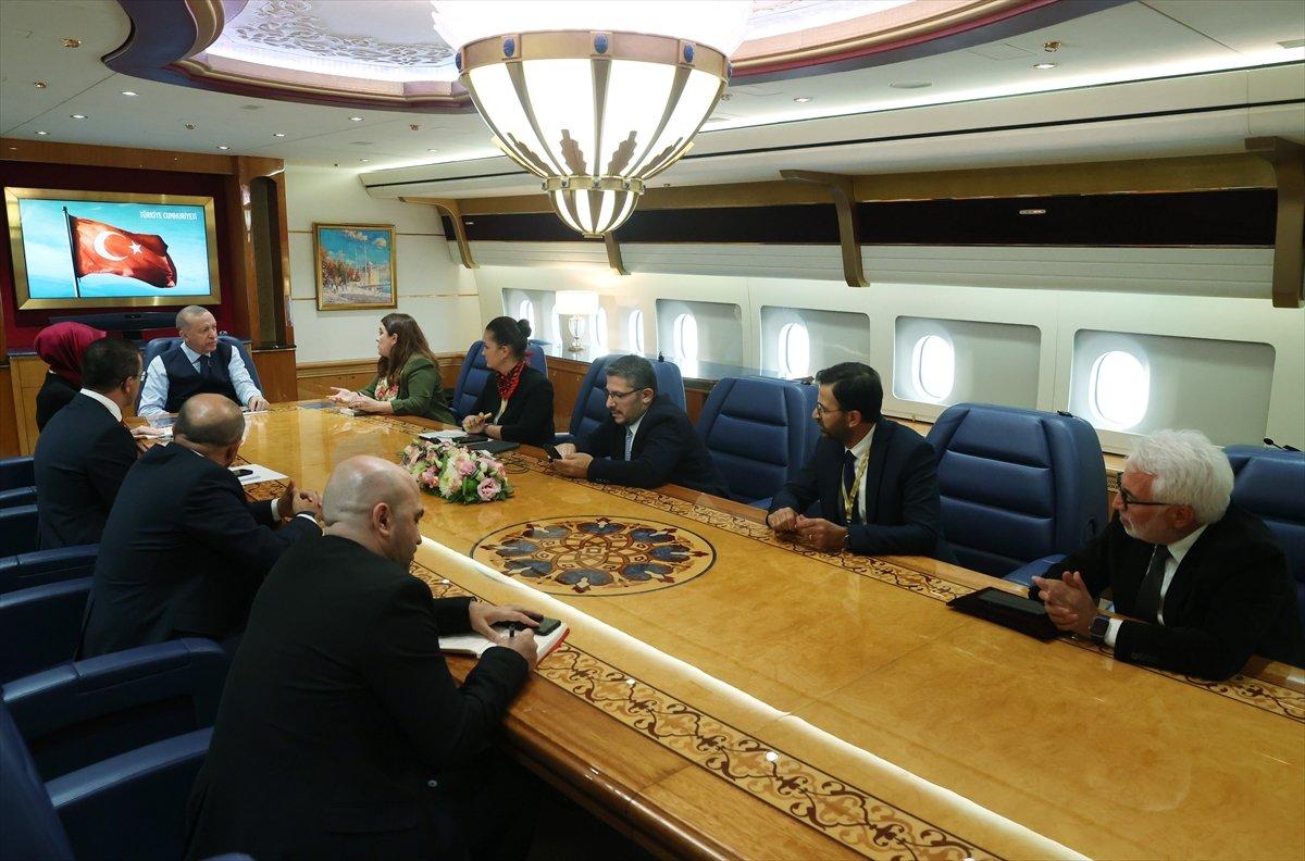 Cumhurbaşkanı Erdoğan dan Soçi dönüşü önemli mesajlar  #1