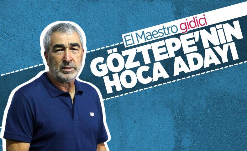 Göztepe'de El Maestro giderse yerine Samet Aybaba düşünülüyor