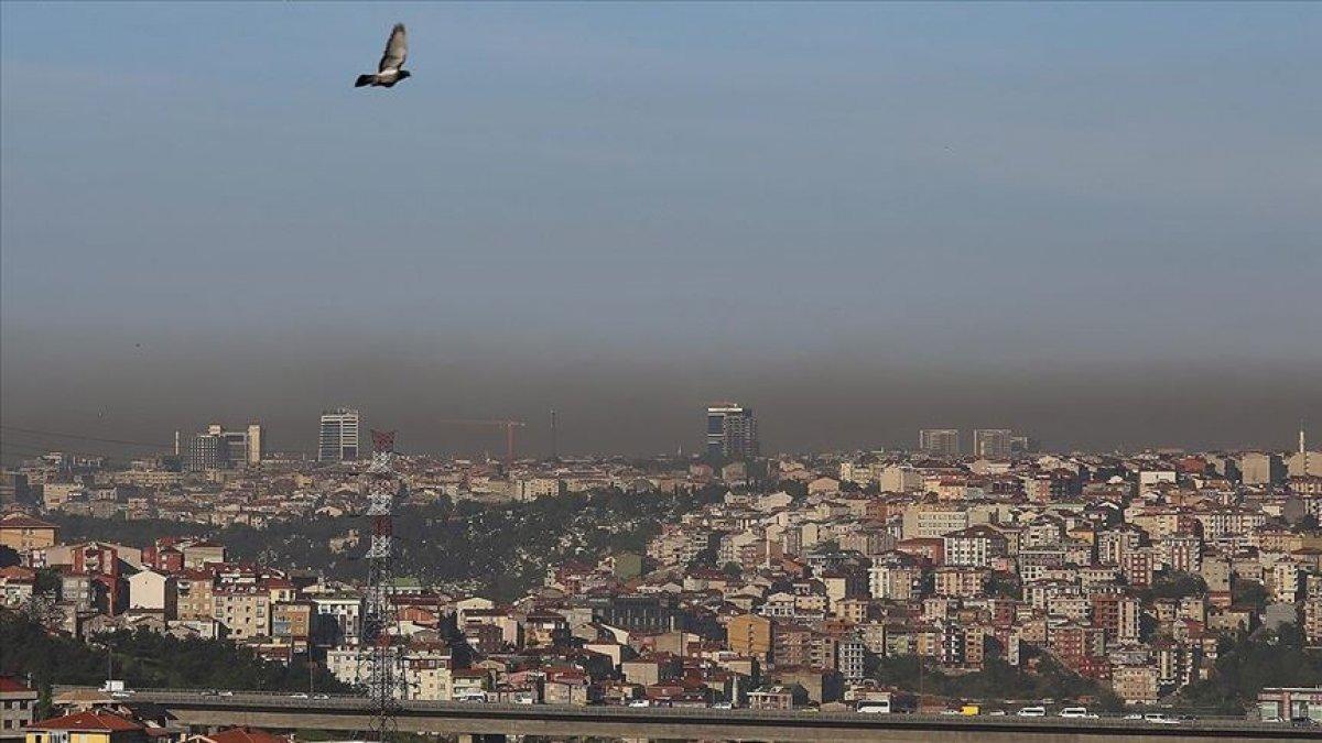 Türkiye de geçen yıl 13 şehirde  yüksek hava kirliliği  olduğu belirlendi #4