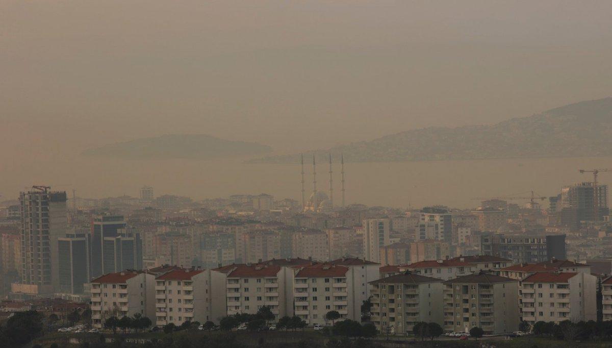 Türkiye de geçen yıl 13 şehirde  yüksek hava kirliliği  olduğu belirlendi #2