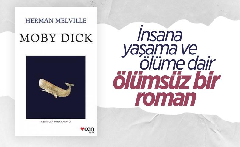 Herman Merville'in modern klasiği: Moby Dick