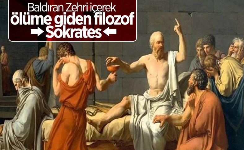Platon'un tanıklığında hocası Sokrates'in Savunması kitabı