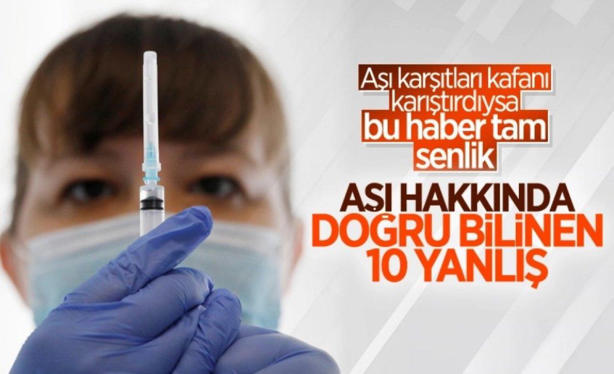 Prof. Dr. Kaan Kırali: Koronavirüs aşısının kalp krizini tetikleme şansı sıfır #5