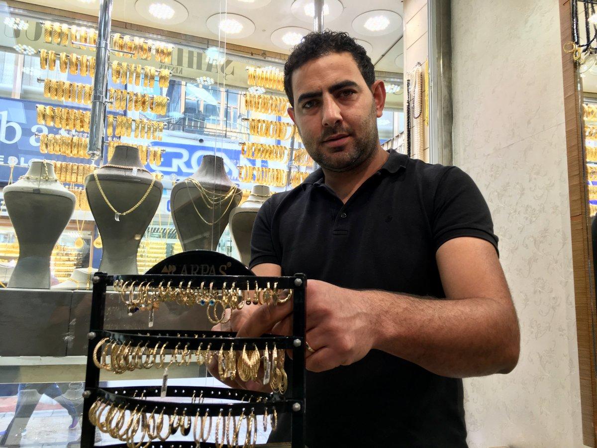Eskişehir'de gurbetçiler döndü, altın satışları düştü #1