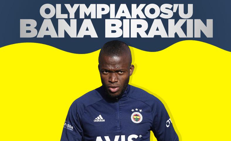 Enner Valencia, Olympiakos'u gözüne kestirdi