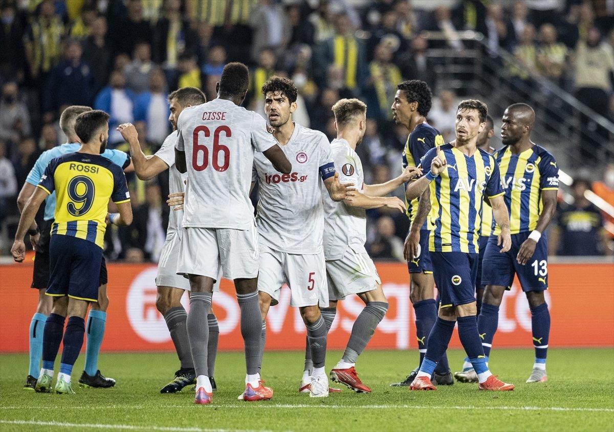 Dimitris Pelkas: Hata yapmamızı beklediler ve golü attılar #2