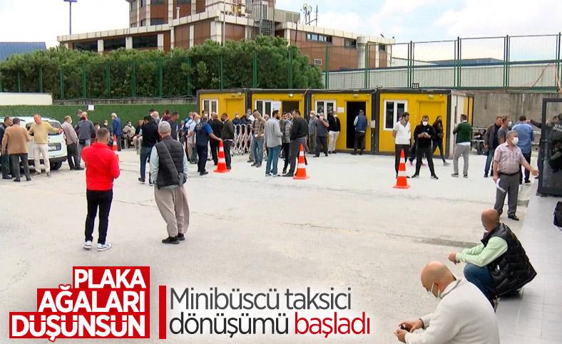 İstanbul'da taksilere dönüşüm için 400 başvuru