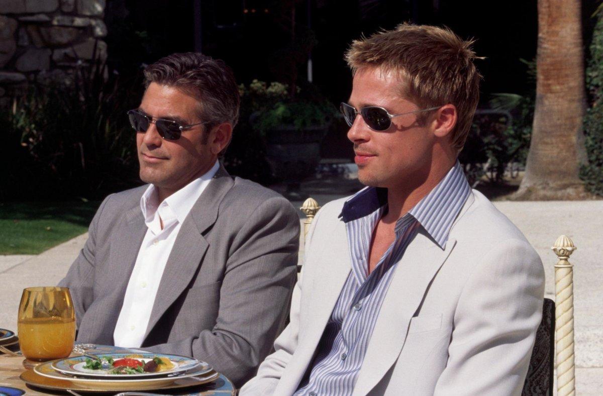 George Clooney ve Brad Pitt yeni filmde buluşacaklar #3