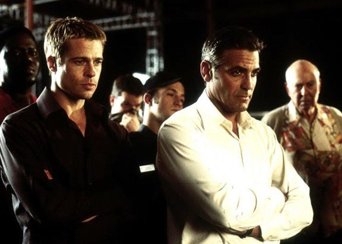 George Clooney ve Brad Pitt yeni filmde buluşacaklar #2