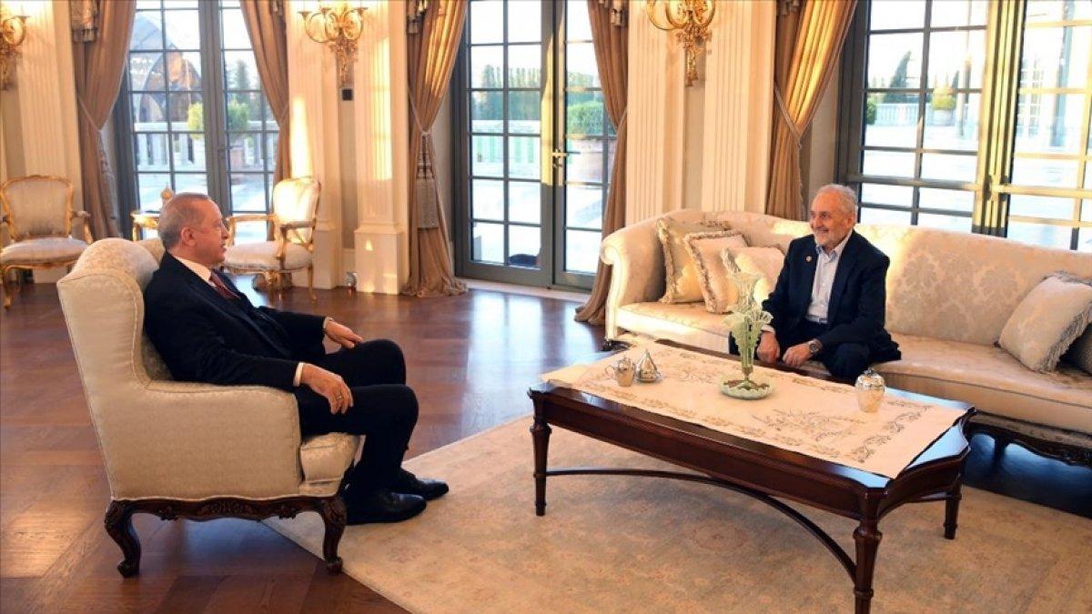 Cumhurbaşkanı Erdoğan dan Oğuzhan Asiltürk için taziye mesajı #2