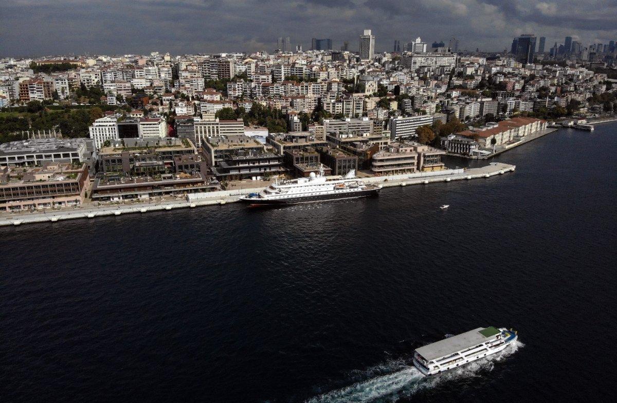 Galataport İstanbul ilk yolcu gemisi ağırlıyor #3